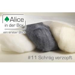 """Alice-in-der-Box 11 """"Schräg verzopft"""""""
