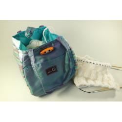 Tasche Rosemary Garnspender Projektbeutel