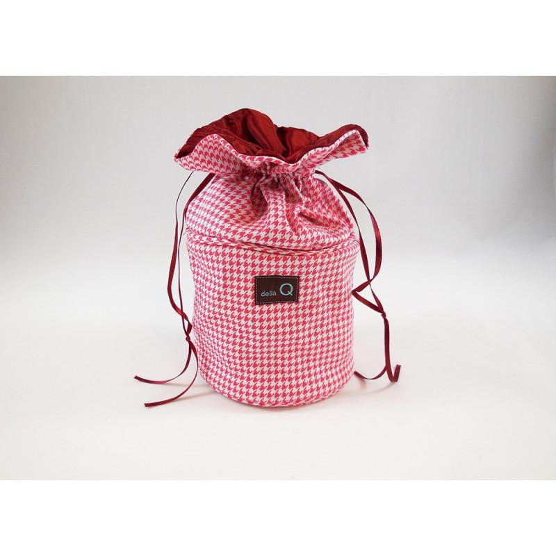 Tasche Pippa aus Baumwolle Garnspender