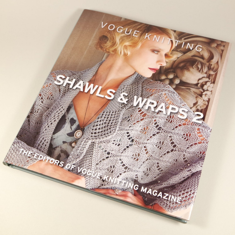 Vogue Knitting - Shawls & Wraps 2