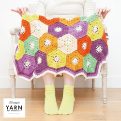 Yarn - The After Party 14: Hexagon Blanket
