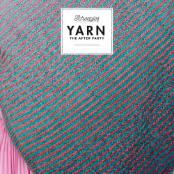Yarn - The After Party 19: Read between the Lines Shawl