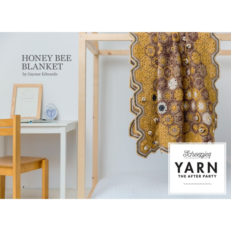 Yarn - The After Party 08: Honey Bee Blanket
