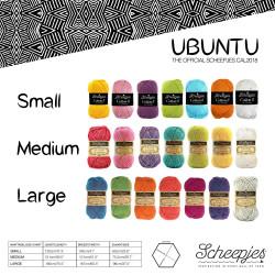 Scheepjes Ubuntu CAL 2018 Small