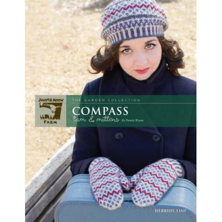 Compass Mütze & Handschuhe by Pamela Wynne PRINT