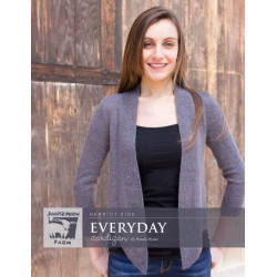 Everyday Cardigan by Pamely Wynne PRINT