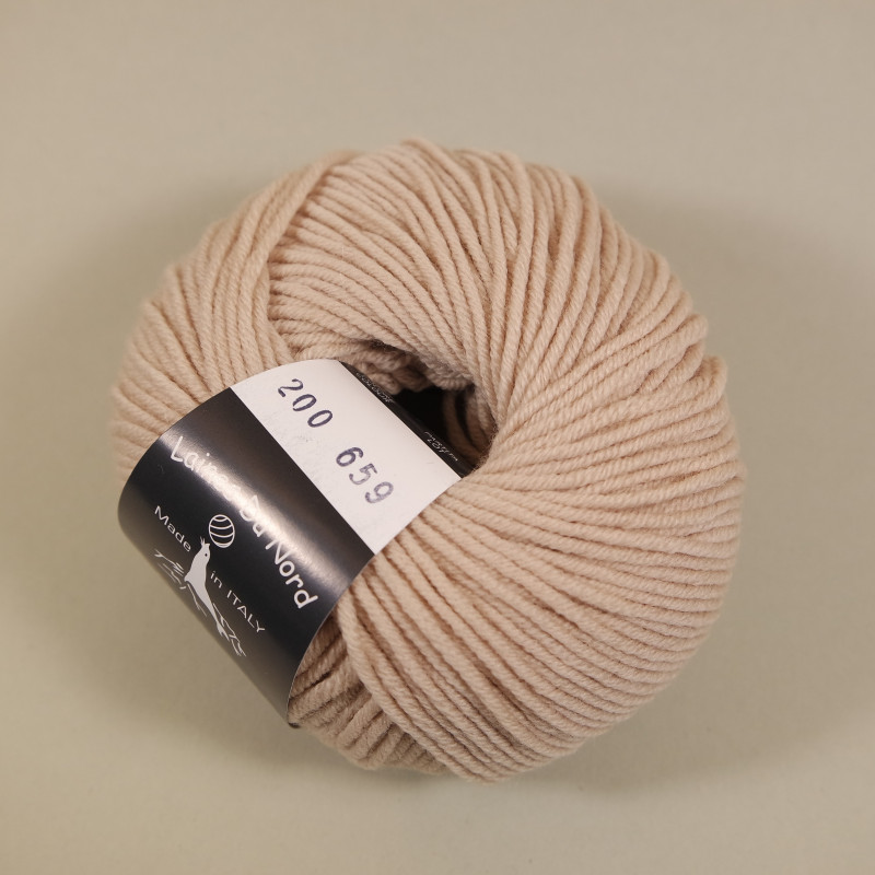 Laines du Nord Dolly 125 - Farbe 200 - 659