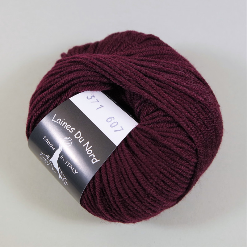 Laines du Nord Dolly 125 - Farbe 371