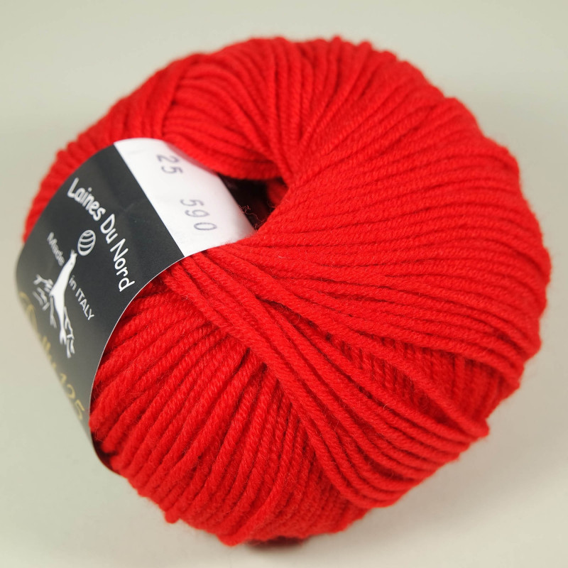 Laines du Nord Dolly 125 - Farbe 25