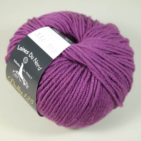 Laines du Nord Dolly 125 - Farbe 334
