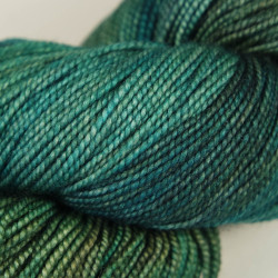 Fyberspates Vivacious 4ply Farbe: 605 Deep Forest