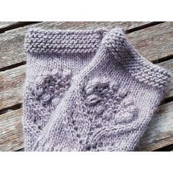 """Kundenbild """"Handstulpen unfassbar weich"""" aus Wild Wool by Erika Knight"""