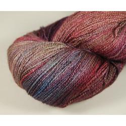 Fyberspates Gleem Lace Farbe: 701 Tweed Imps