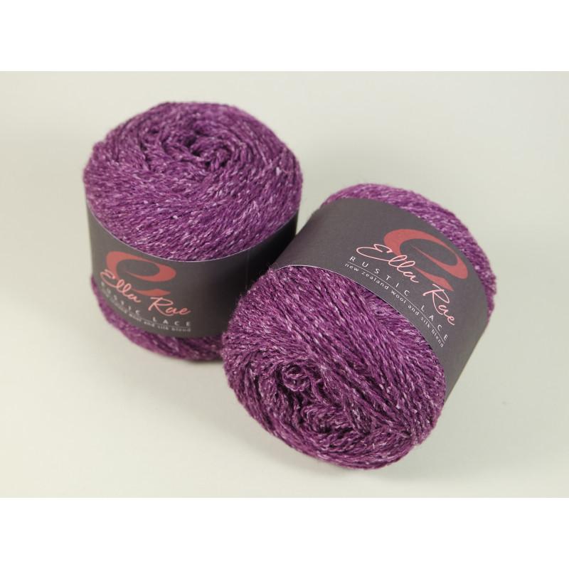 Rustic Lace - Farbe: 18 Allium