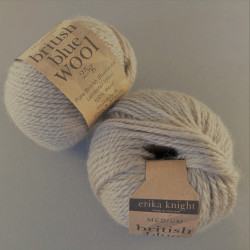 british blue wool Farbe: 37 - Fawn