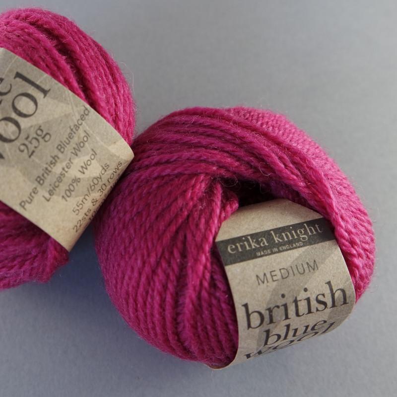british blue wool - Farbe: 115 - mysore