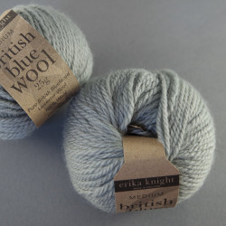 british blue wool - Farbe: 114 - seafret