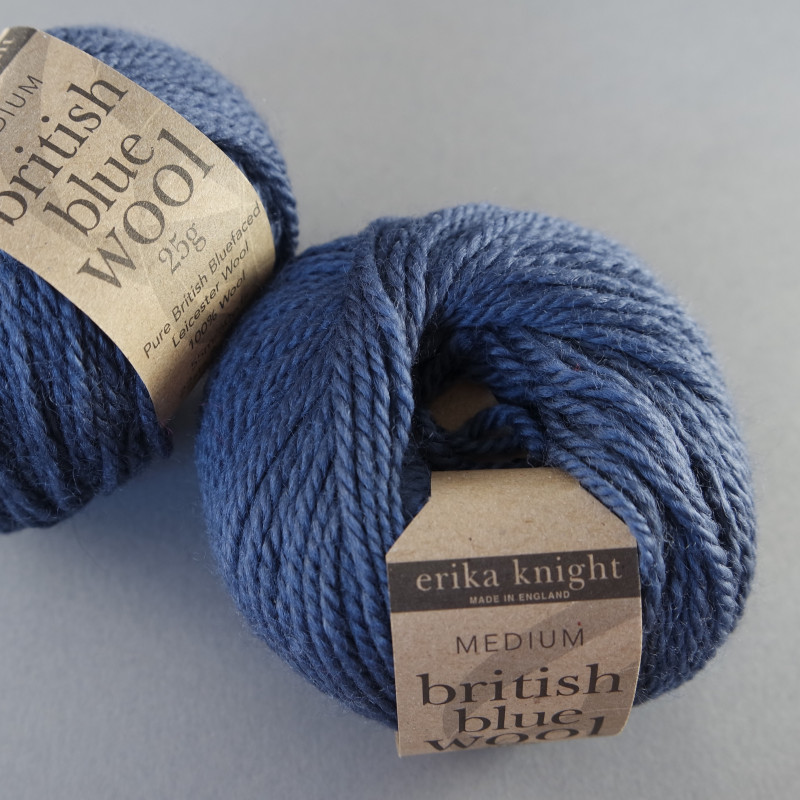 british blue wool - Farbe: 38 - classic
