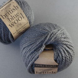 british blue wool - Farbe: 102 - mouse
