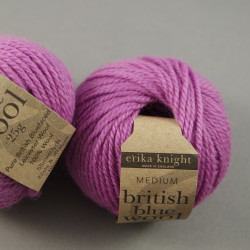 british blue wool - Farbe: 111 - boho