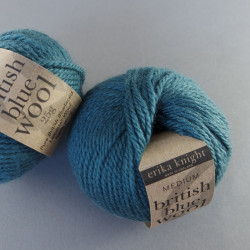 british blue wool - Farbe: 116 - Mr Bhasin