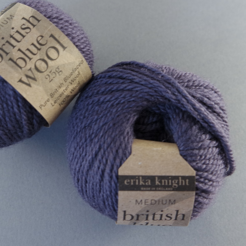 british blue wool - Farbe: 104 - French
