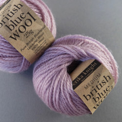 british blue wool - Farbe: 105 - Pretty