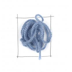 british blue wool - Farbe: 109 - steve