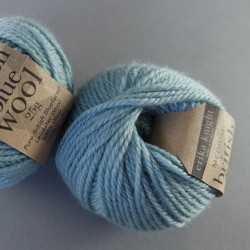 british blue wool - Farbe: 108 - iced gem
