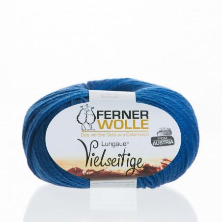 Ferner Wolle Vielseitige 210 - Farbe: V4 blau