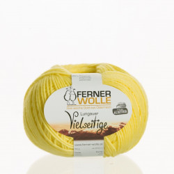 Ferner Wolle Vielseitige 210 - Farbe: V9 gelb