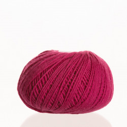 Ferner Wolle Vielseitige 210 - Farbe: V13 himbeerrot