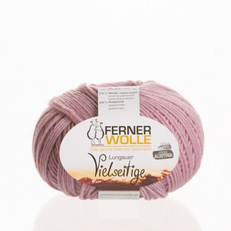 Ferner Wolle Vielseitige 210 - Farbe: V17 altrosa