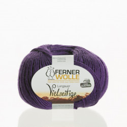 Ferner Wolle Vielseitige 210 - Farbe: V18 lila