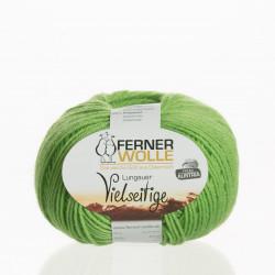 Ferner Wolle Vielseitige 210 - Farbe: V21 apfelgrün