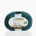 Ferner Wolle Vielseitige 210 - Farbe: V25 blaugrün