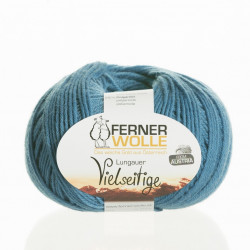 Ferner Wolle Vielseitige 210 - Farbe: V29 jeansblau