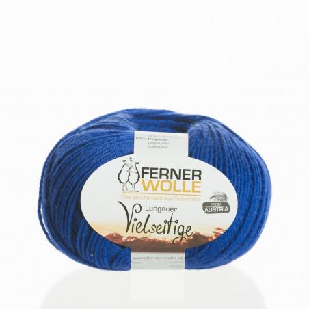 Ferner Wolle Vielseitige 210 - Farbe: V30 royalblau