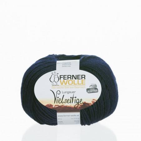 Ferner Wolle Vielseitige 210 - Farbe: V32 dunkelblau