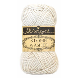 Scheepjes Stone Washed - Farbe: 801Moon Stone