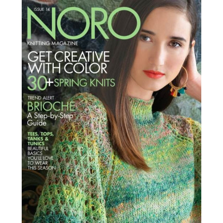 Noro Magazine No.14
