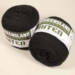 Queensland Collection United Fb: 24 - Black