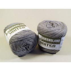 Queensland Collection United Fb: 22 - Silver Grey