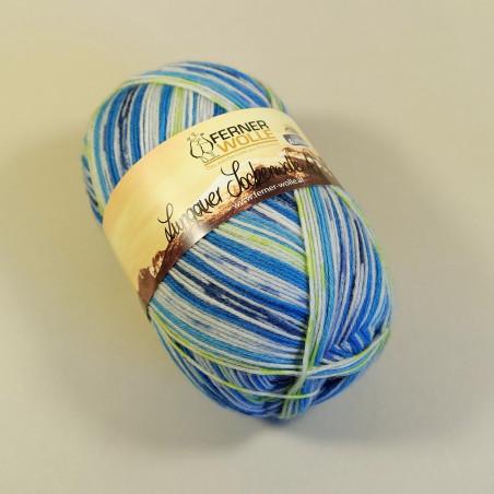 Ferner Wolle Lungauer Sockenwolle 4fach - Farbe: 43.18