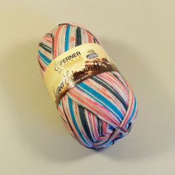 Ferner Wolle Lungauer Sockenwolle 4fach - Farbe: 48.18