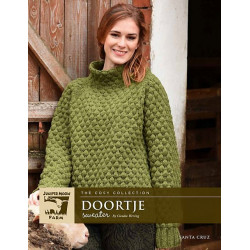 Strickanleitung Doortje Sweater PRINT by Claudia Wersing