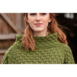 Strickanleitung Doortje Sweater PRINT by Claudia Wersing