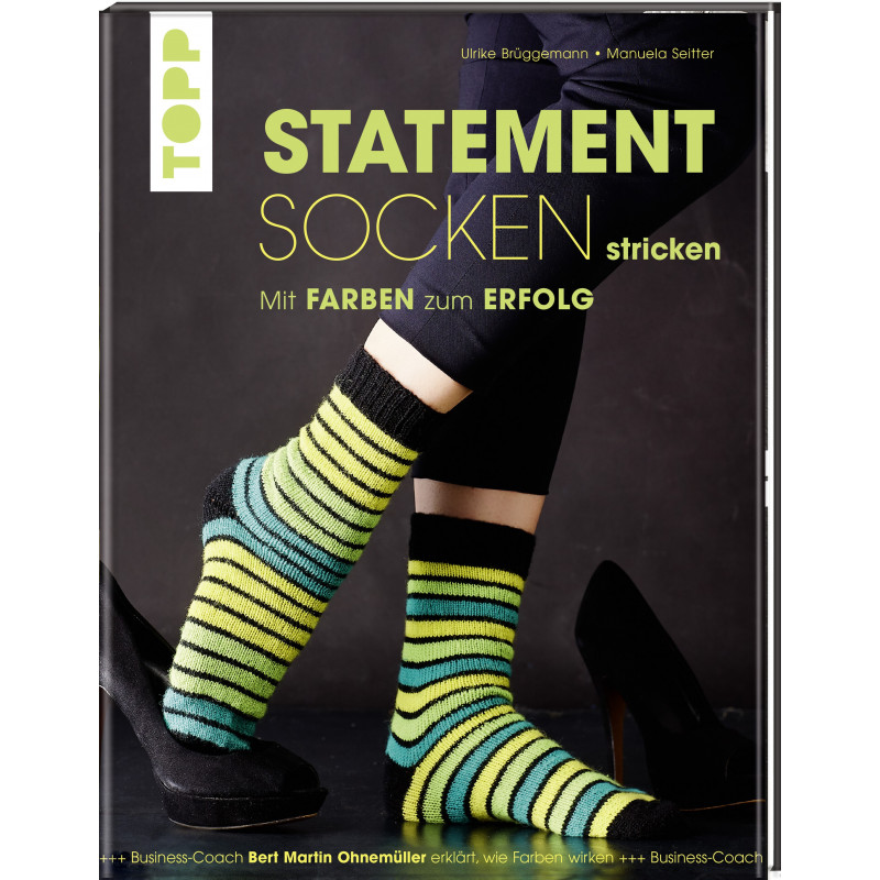 Statement Socken stricken (Bildrechte: Toppverlag)