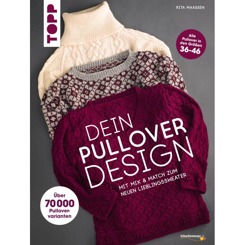 Dein Pullover-Design (Bildrechte: Topp Verlag)
