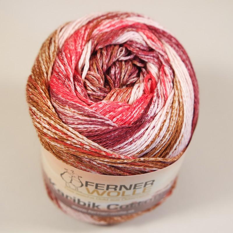 Ferner Wolle Karibik Cotton - Farbe: V4